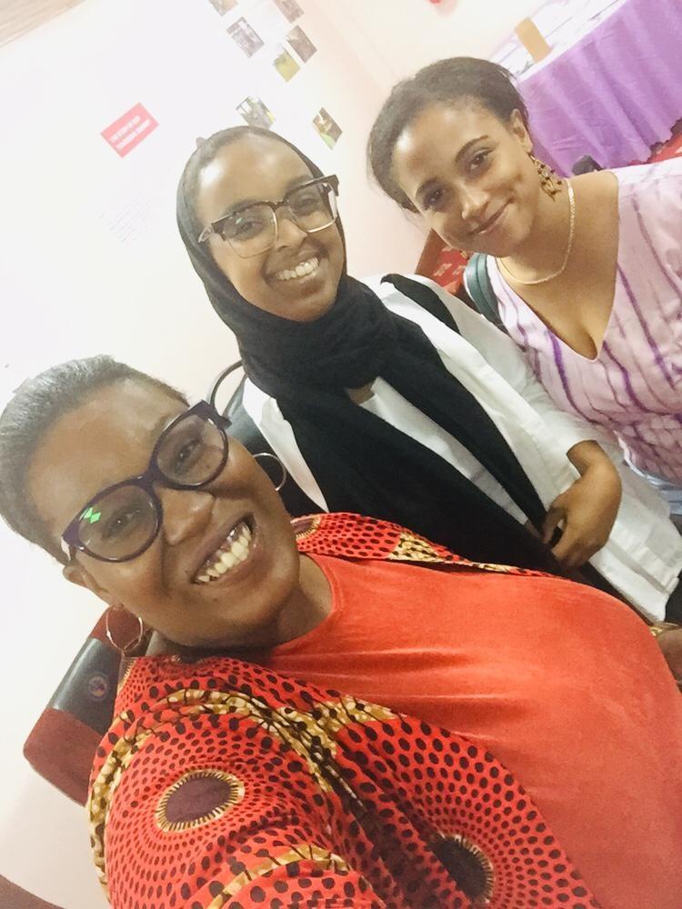 Maelona's Blog on Tuwezeshe Fellowsh meet-up in Uganda