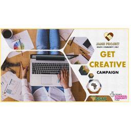 'Get Creative' Campaign